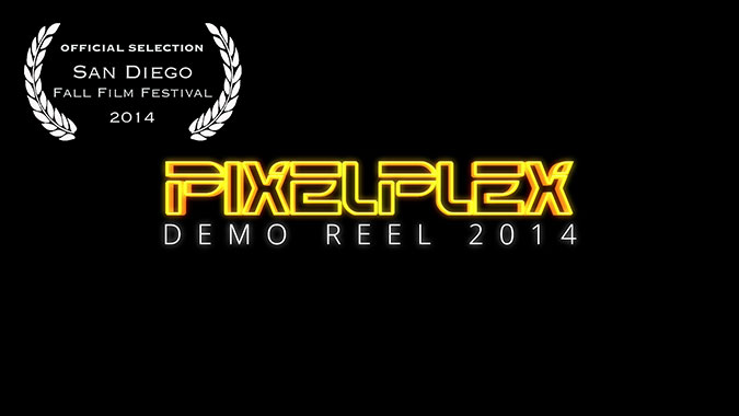 PixelPlex SD Fall Film Festival 2014 Official Selection